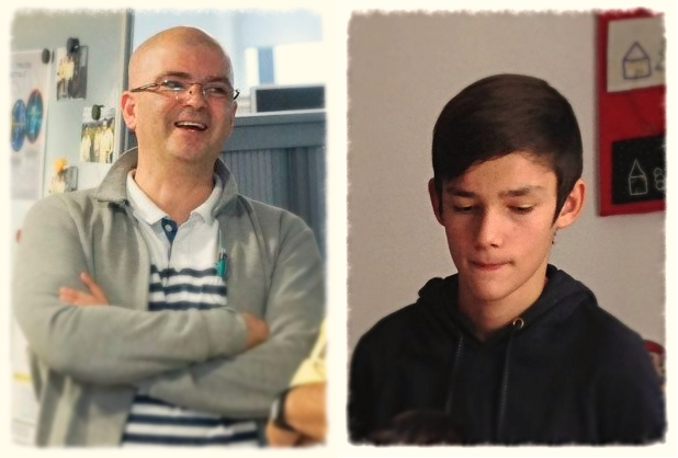Portrait of a Mentor: Florian Surcel, Raiffeisen Bank