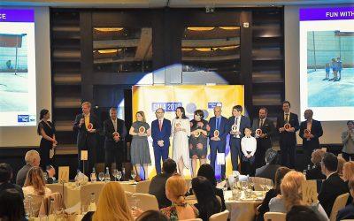 Organizații, companii, donatori și voluntari care rescriu destine – premiați la Gala United Way 2019