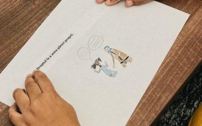Drepturile copiilor pentru copii – workshop interactiv