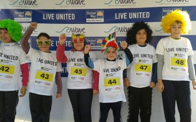 United Way Romania at the Raiffeisen Bank Bucharest International Marathon