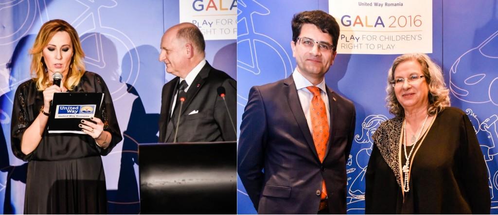 Gala United Way Romania 2016 - invitati