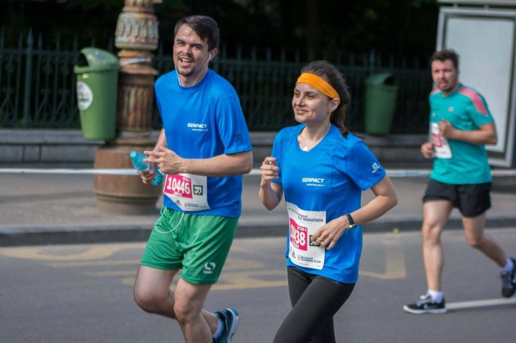 genpact runners