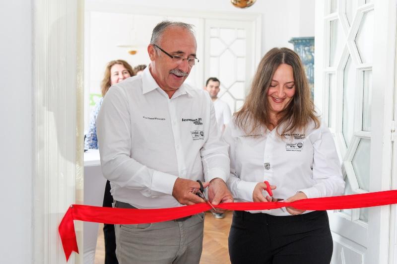 Lenovo și United Way Au Dotat cu Echipamente Două Centre de Integrare din București