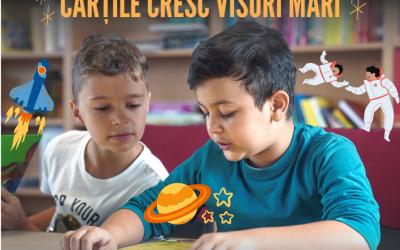 """United Way România lansează programul pilot """"Aventură prin lectură"""" în lupta cu analfabetismul funcțional"""