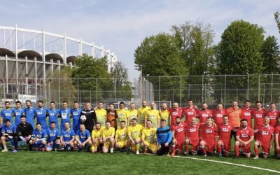 Dino FC a donat Fundației United Way România 10.000 USD, pentru ajutorarea vârstnicilor
