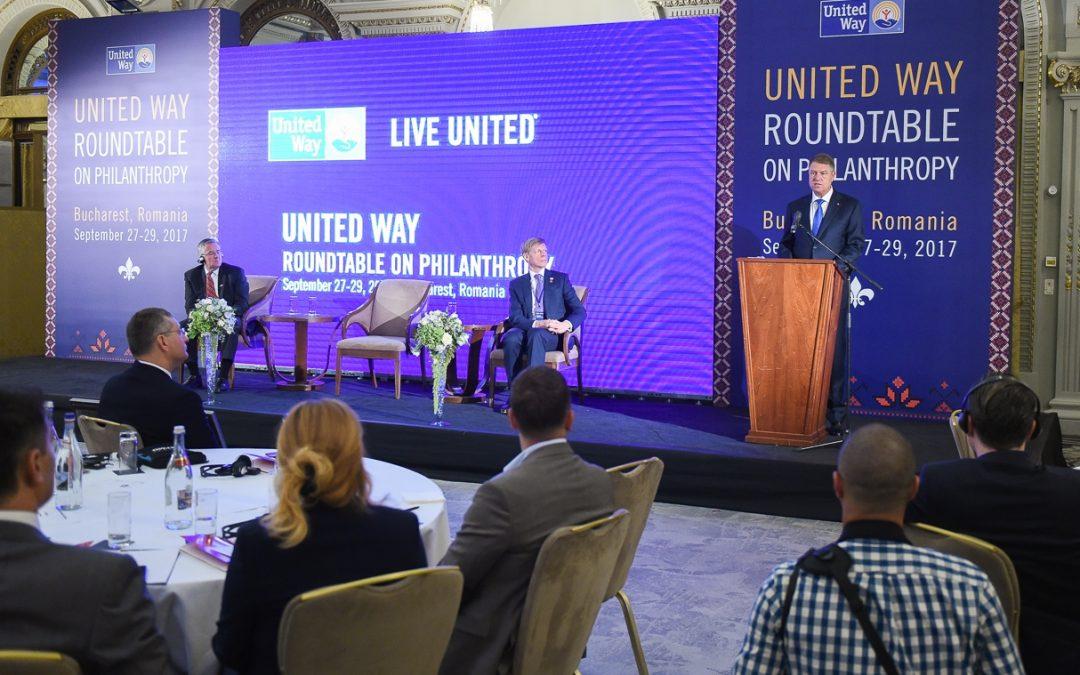 United Way Roundtable on Philanthropy