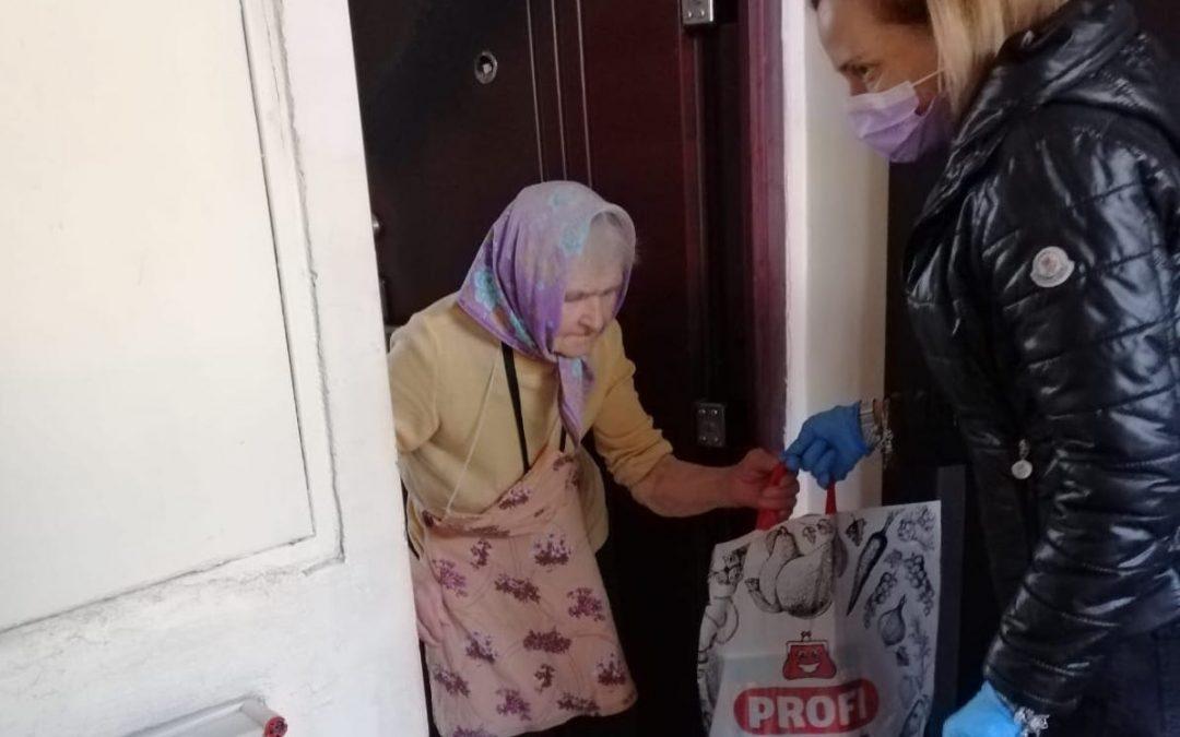 Profi a donat 10.000 de euro pentru a ajuta vârstnicii din programele United Way România să facă față efectelor pandemiei de Covid-19