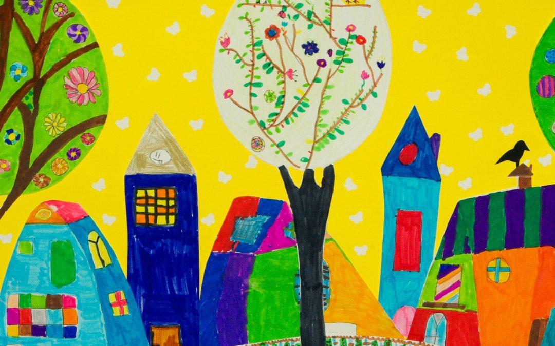 Dăruiește Copilărie! – ateliere creative caritabile