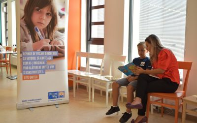 Active Summer for Kids. Read Across Raiffeisen