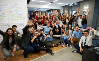 Liceenii din programul YEEI și-au lansat ideile de proiecte